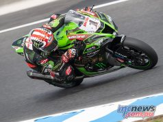WorldSBK Test PI Monday Rea GB