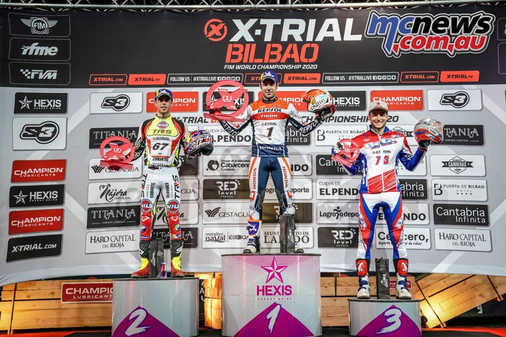 X Trial Bilbao Rnd Toni Bou