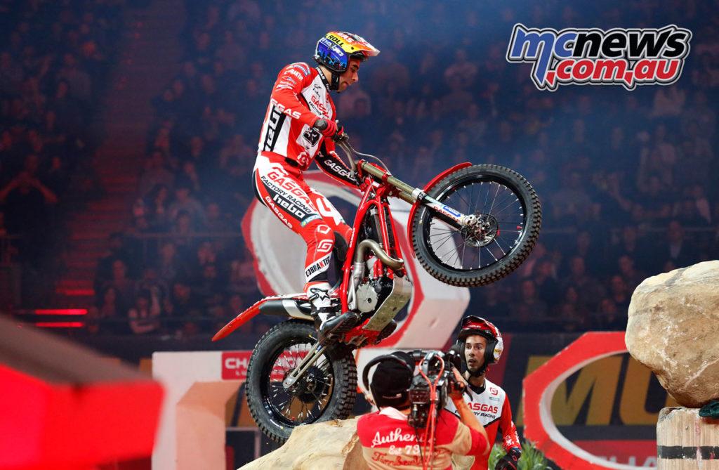 X Trial Rnd Barcelona Jorge Casales