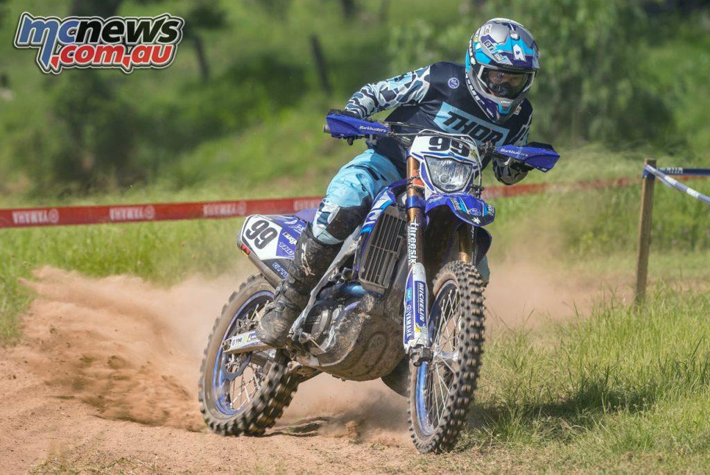 Yamaha AORC Rnd Toowoomba Josh Green