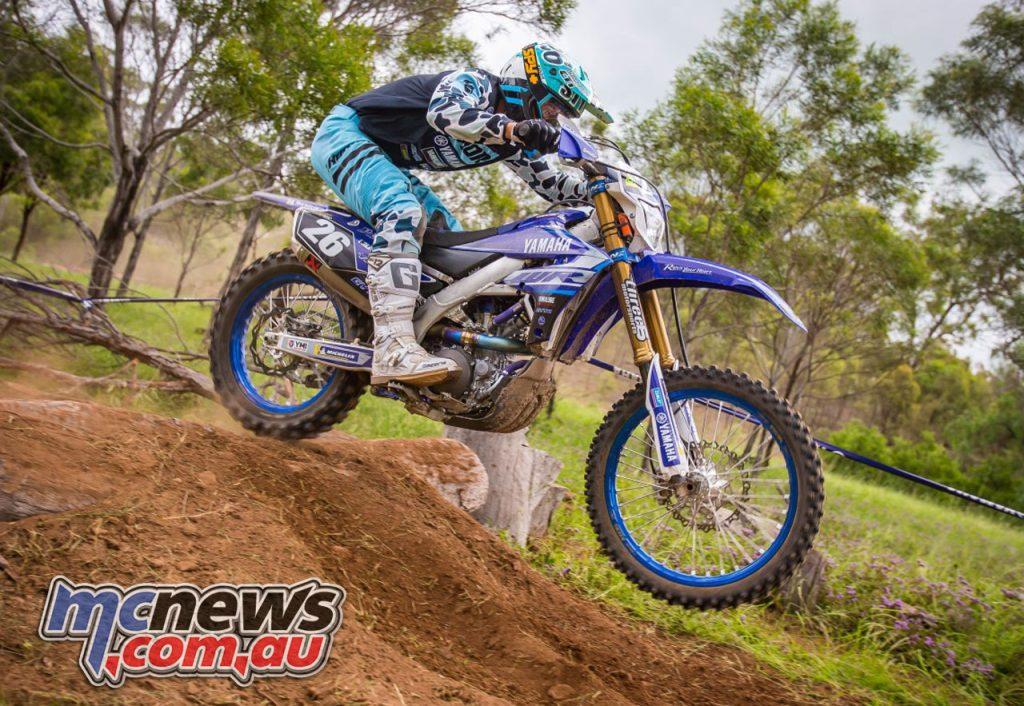 Yamaha AORC Rnd Toowoomba Luke Styke