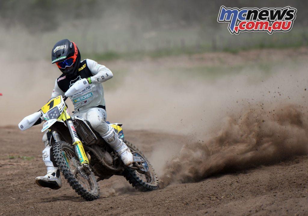 Yamaha AORC Rnd Toowoomba Daniel Sanders E