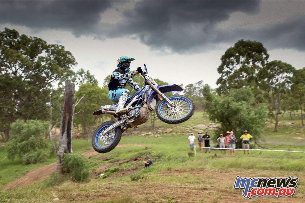 Yamaha AORC Rnd Toowoomba Luke Styke E