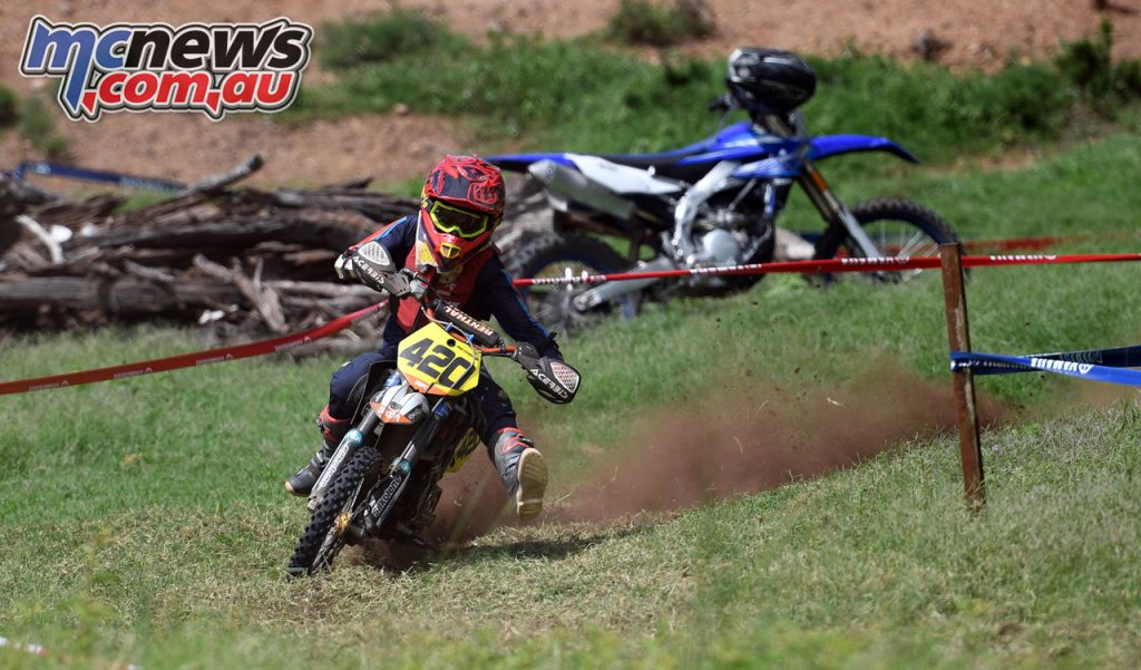Yamaha AORC Rnd Toowoomba Max Stevenson JJ