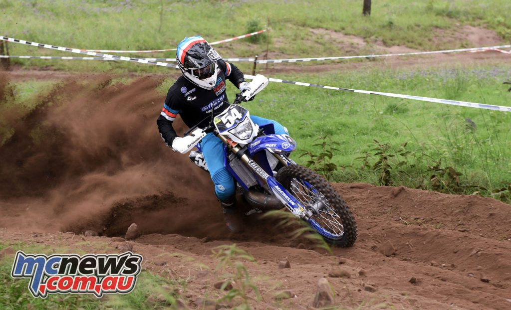Yamaha AORC Rnd Toowoomba Brad Hardaker Stroke