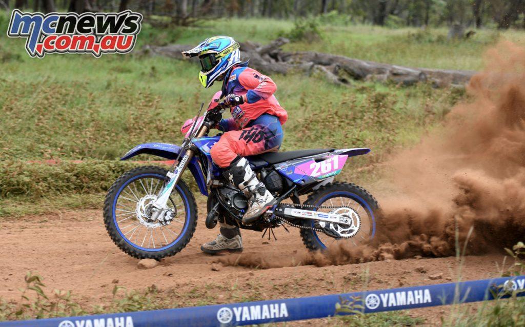 Yamaha AORC Rnd Toowoomba Danielle McDonald JG