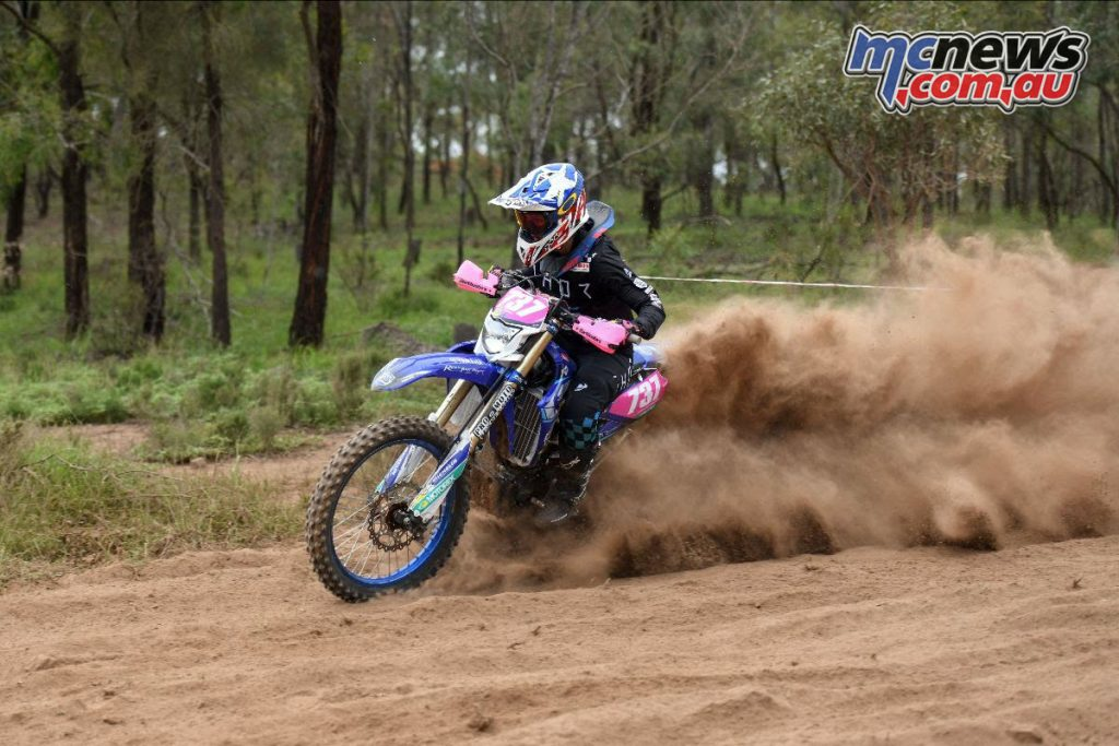 Yamaha AORC Rnd Toowoomba Jessica Gardiner Womens