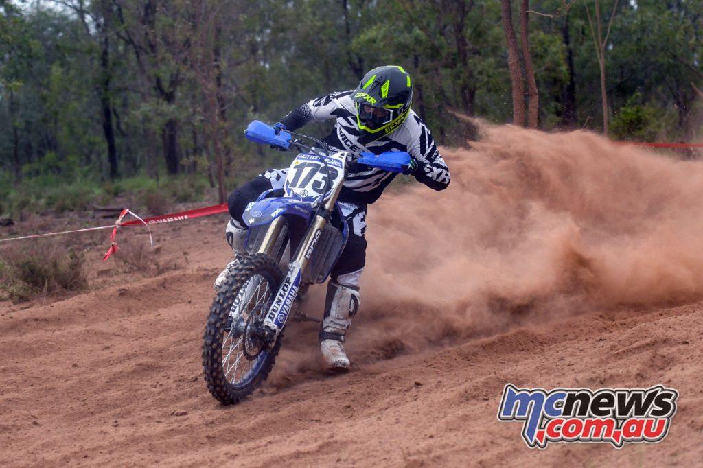 Yamaha AORC Rnd Toowoomba Kirk Hutton Masters