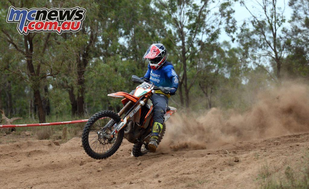 Yamaha AORC Rnd Toowoomba Lee Stephens Vets