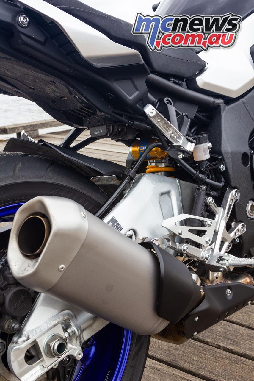 Yamaha MT SP Review
