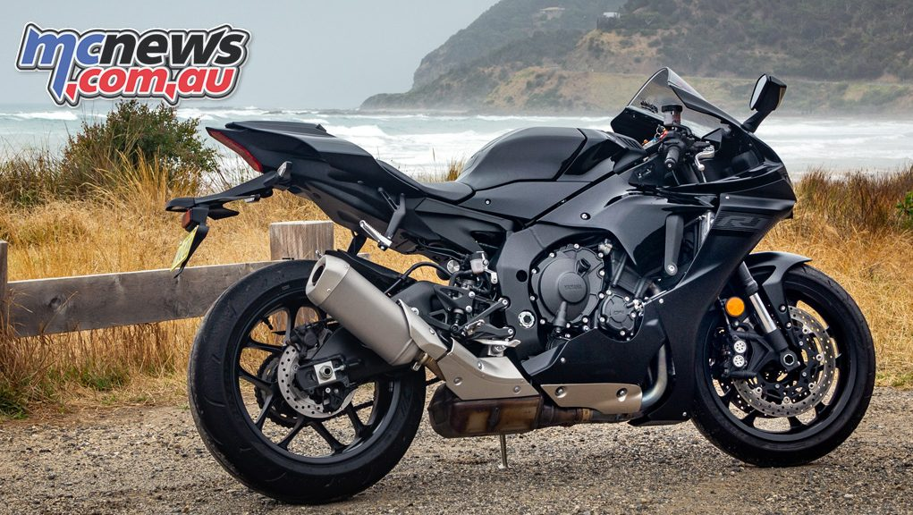 Yamaha R Review Cover