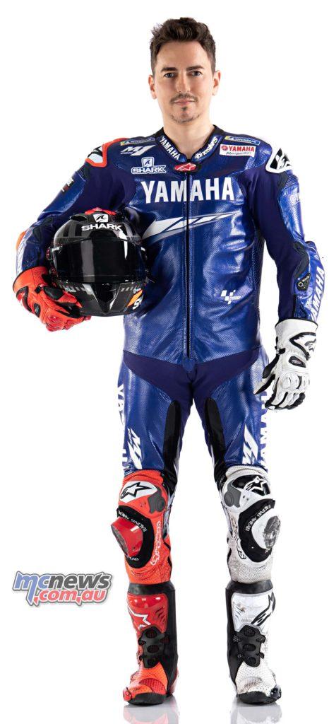 Yamaha YZR M Rider Lorenzo