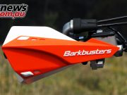 Barkbusters Sabre handguards Cover