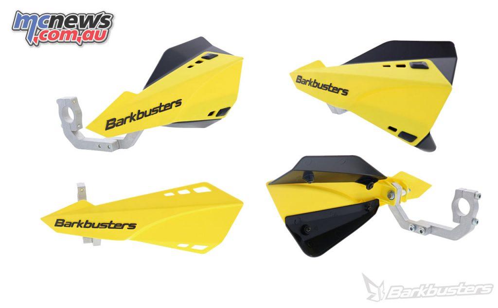 Barkbusters Sabre handguards WD Q master mark