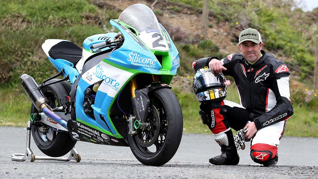 Dean Harrison Senior TT Winner Adam