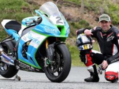 Dean Harrison Senior TT Winner Adam