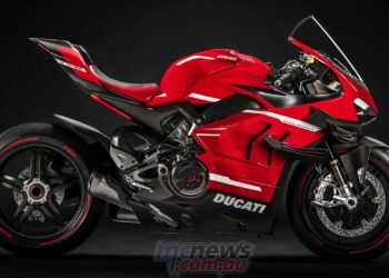 Ducati Superleggera V