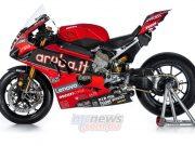 Ducati WorldSBK Team Panigale VR