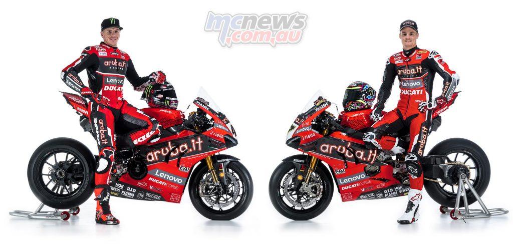 Ducati WorldSBK Team Redding Davies