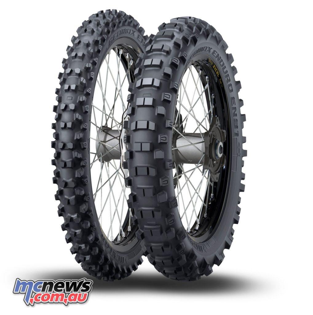 Dunlop Geomax EN Enduro tyres