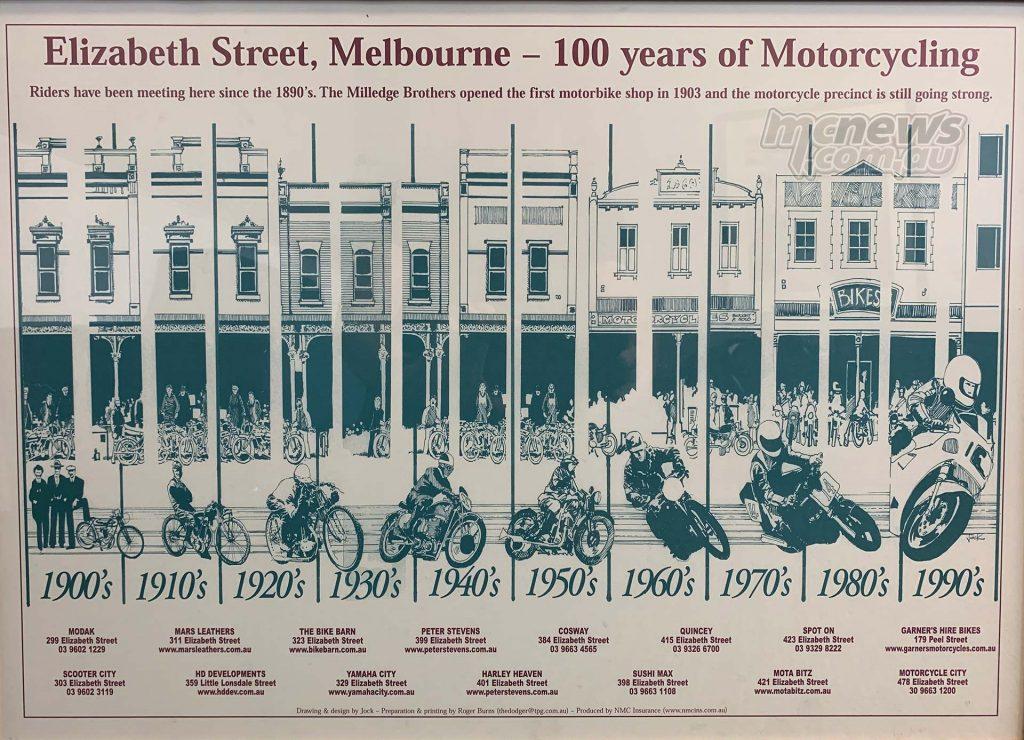 Elizabeth Street Motorcycles