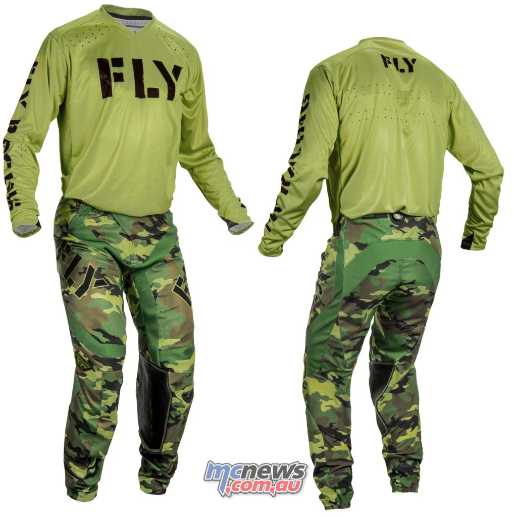FLY Lite Hydrogen Limited Edition Military Racewear