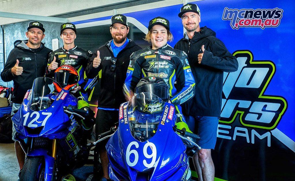GTR MotoStars Team for