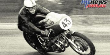 John Surtees Classic TT Cover