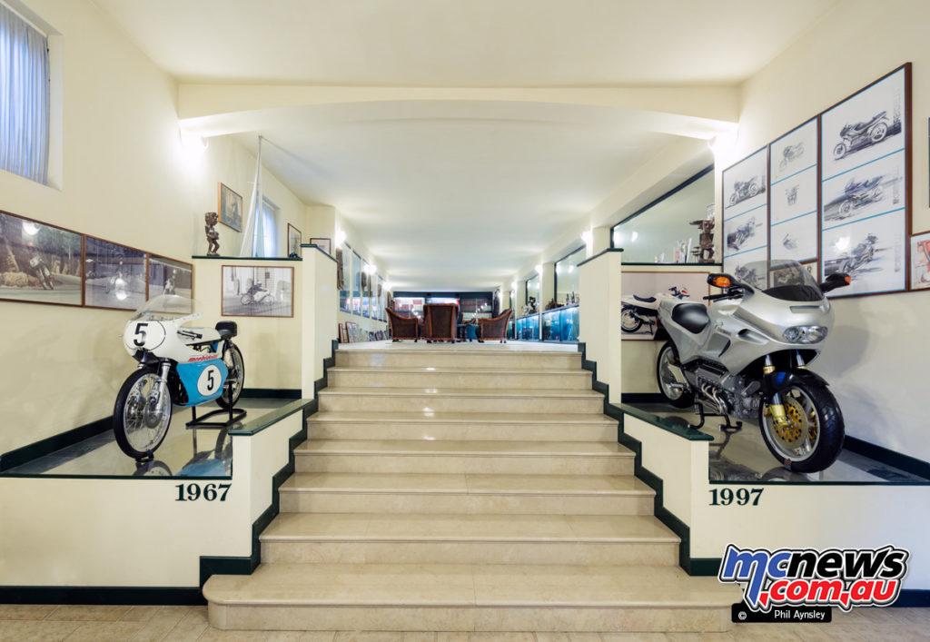 Morbidelli Museum