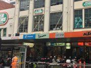 Peter Stevens Melbourne Elizabeth Street