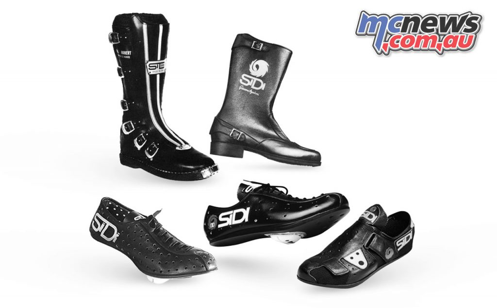 Sidi celebrate years SIDI old product