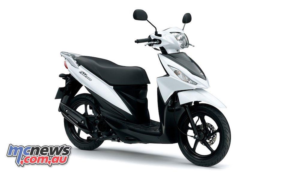 Suzuki UK WHT