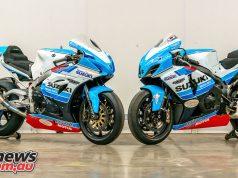 Team Classic Suzuki IoM TT