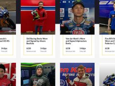 WorldSBK Charity Auction