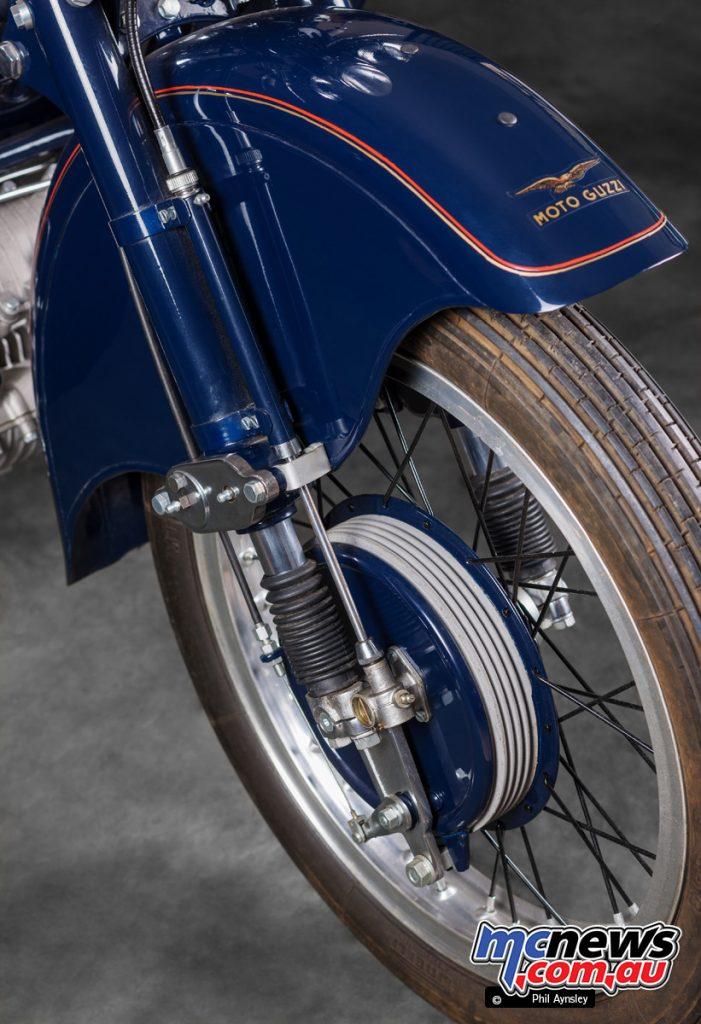 Moto Guzzi Corpo dei Corrazzieri PA FalconeCdC