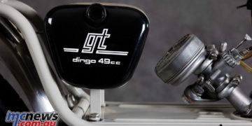 Moto Guzzi Dingo GT PA DingoGT