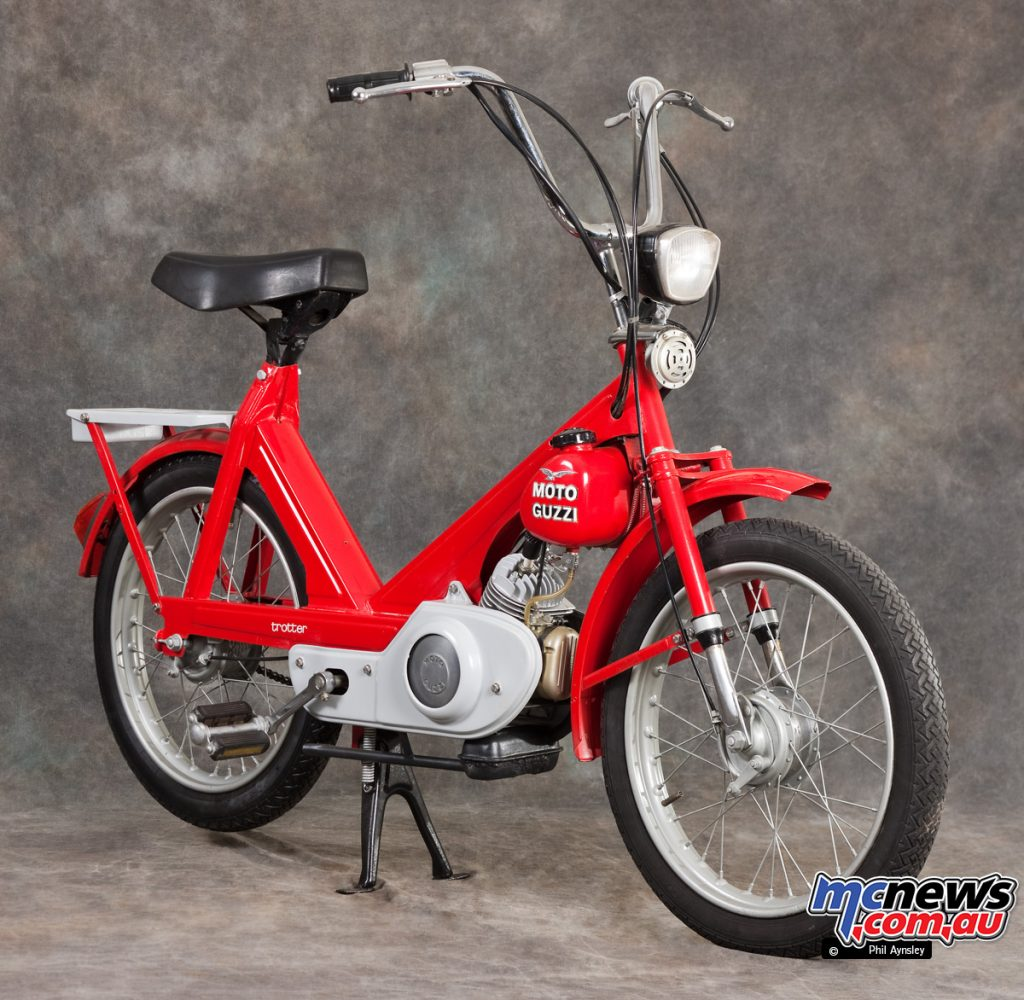 Moto Guzzi Trotter Super PA Trotter