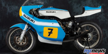 Suzuki XR MKIII PA SuzukiTrMk cover