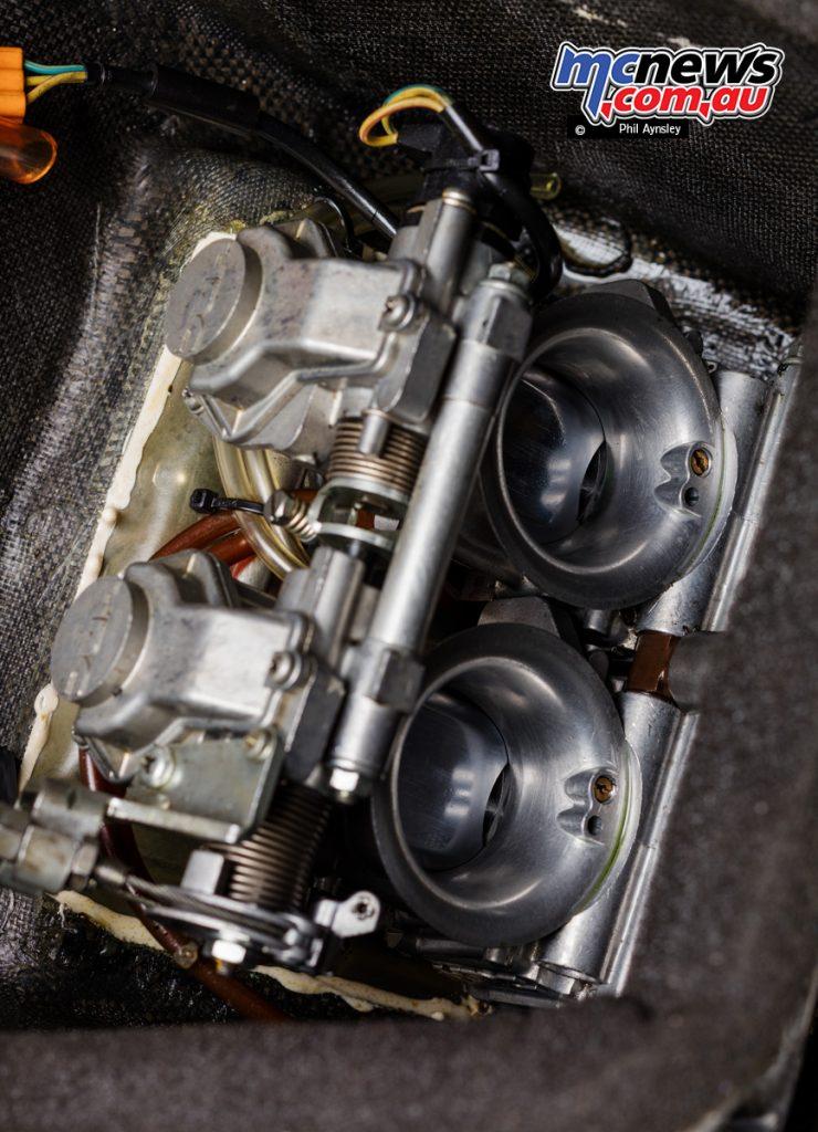 Honda NRSV VdGoorbergh PA NSRV