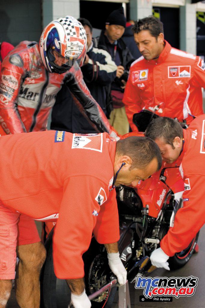 Australian GP Ducati PA AGP