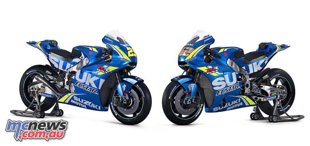 Suzuki GXS RR MotoGP