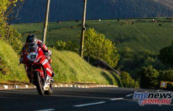 IOMTT David Johnson Superbike HondaImage