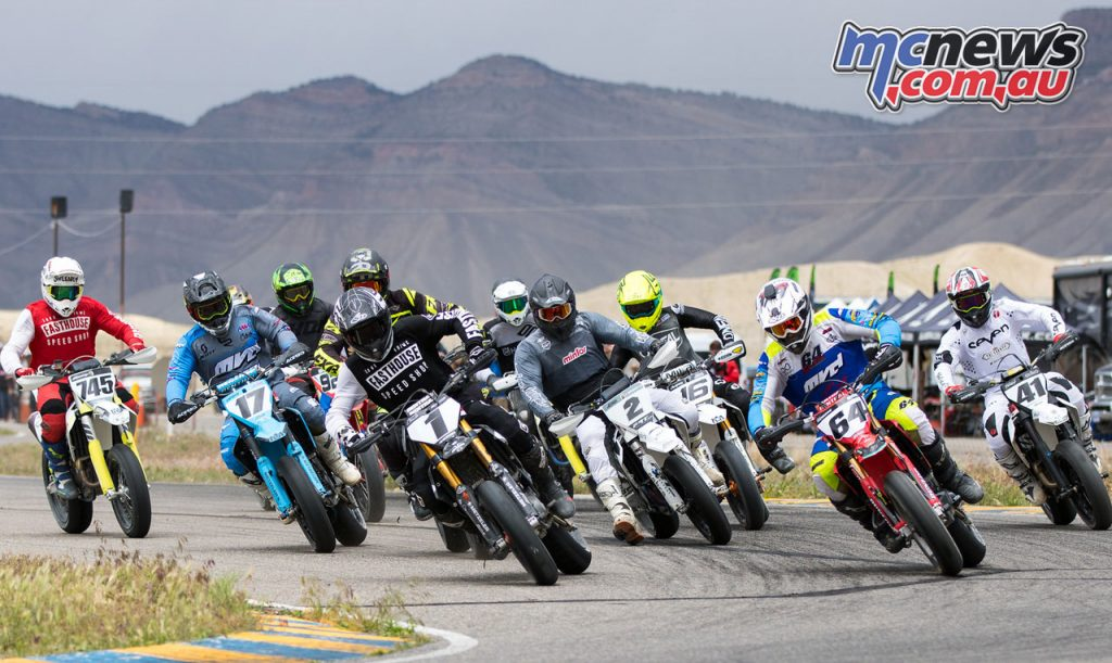 AMA Supermoto National Championship Series by Steve Alkyer DRT Racing