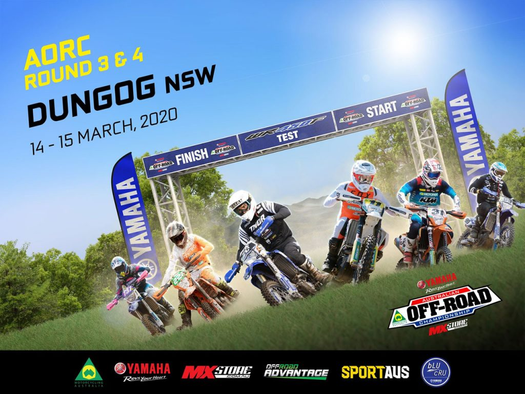 AORC Dungog Round