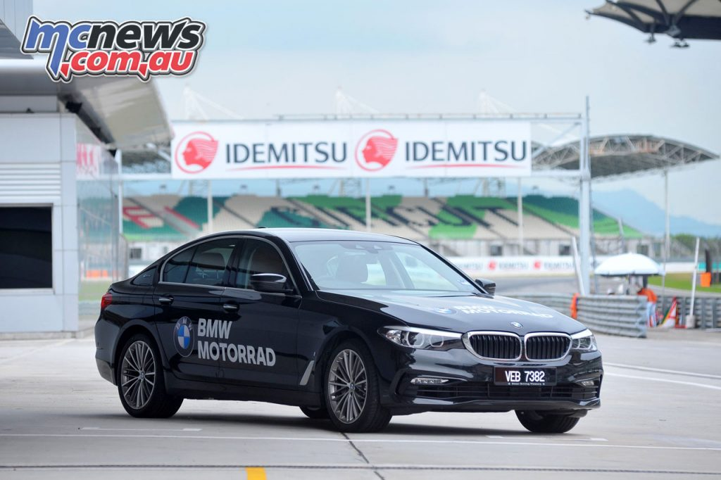 ARRC Rnd Sepang BMW Safety Car ARRC Sepang