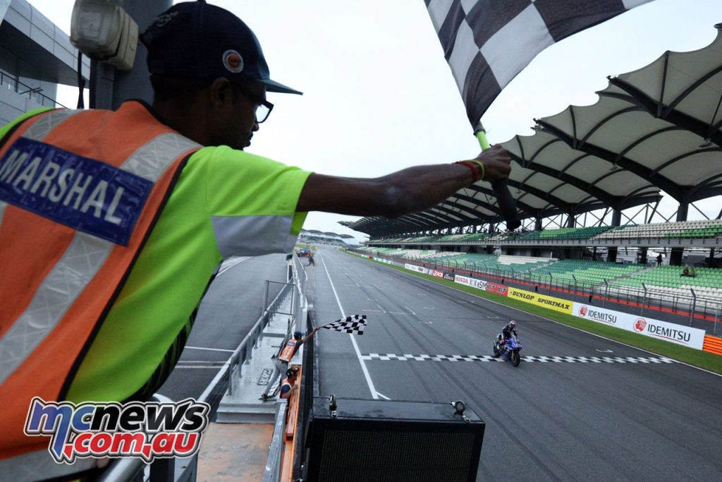 ARRC Rnd Sepang Yuki Ito Race Winner ARRC ASB