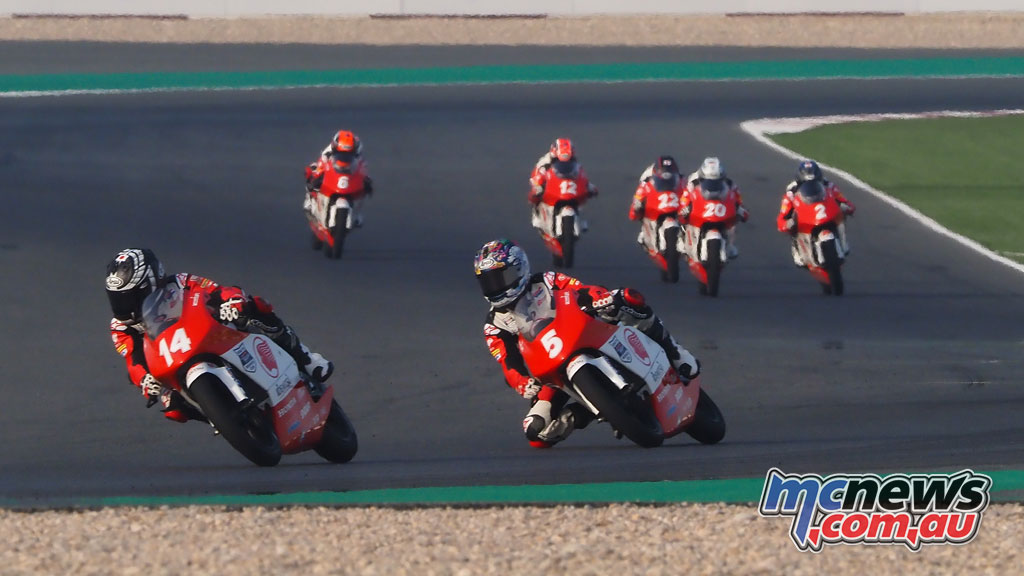Asia Talent Cup Rnd Qatar
