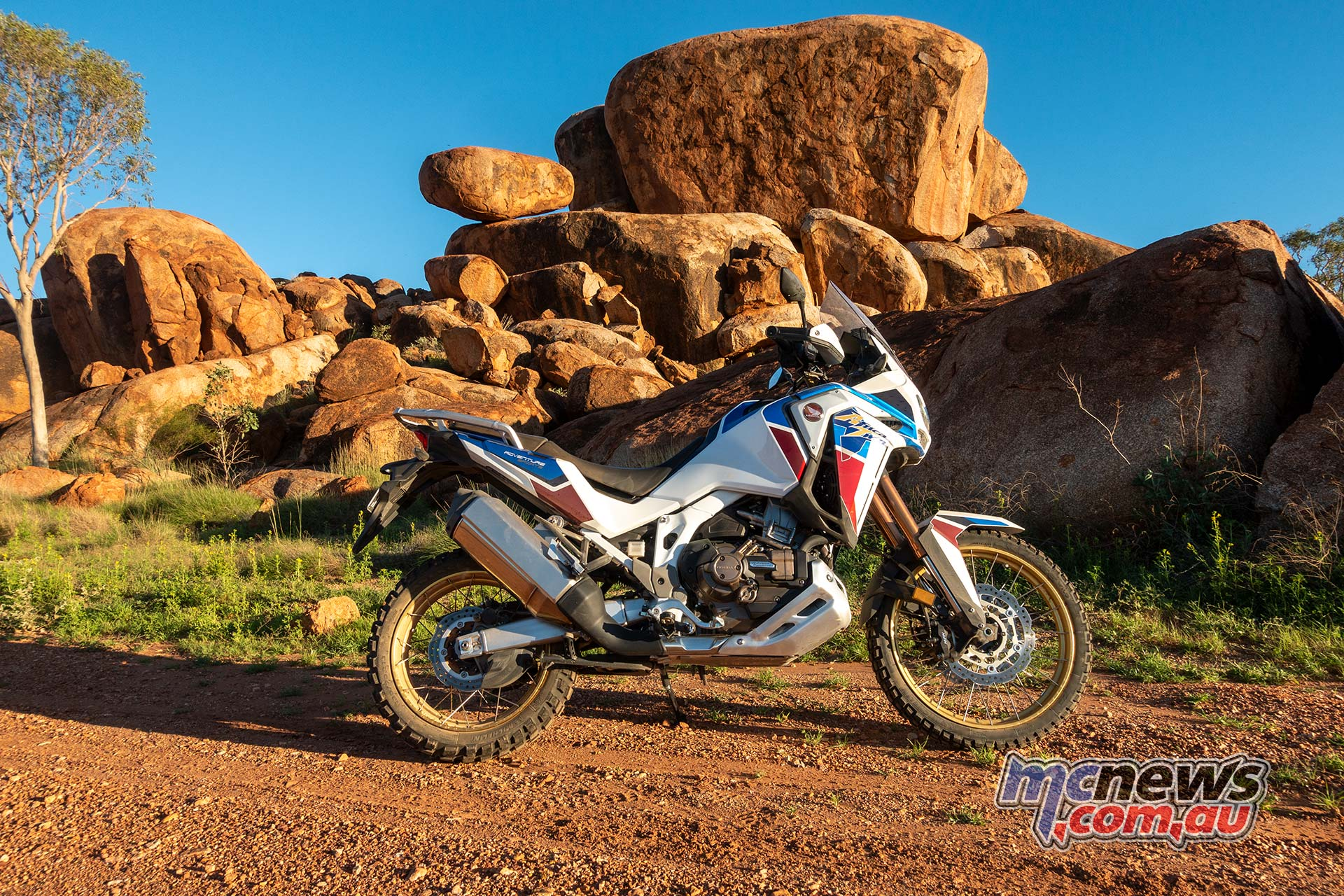 Honda Africa Twin Day DevilsMarbles