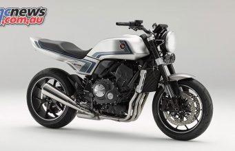 Honda CB F Concept
