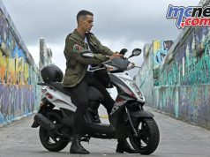 Kymco Agility RS scooter cover